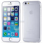 Ultra Thin Soft TPU Transparent Clear Skin Case Cover for iPhone 6 Plus 4.7 5.5""
