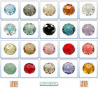 Swarovski Crystal Beads 5040 Rondelle *All Sizes* * Many Colours *