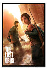 Framed The Last Of Us Gaming Cover Poster New