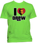 The Price Is Right T Shirt I Heart Drew Tee, Brand New