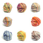 Merino & Bamboo Blend  - Soft Felting + Spinning Wool Tops - Choose From 8 Blend