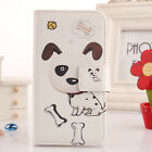 BOWEIKE Accessory Lovely PU Leather Case Skin Cover Protection For Wiko Kite 4G