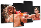 Wladamir Klitschko Boxing Sports MULTI CANVAS WALL ART Picture Print VA