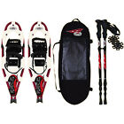 Redfeather Pace Womens White Summit Snowshoe Kit