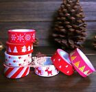 Paper Washi Masking Tape Sticky Adhesive Roll Decorative Craft Gift XMAS Sticker