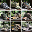Camouflage casual baseball cap hat military fans Condor operations