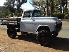 Chevrolet+%3A+Other+Pickups+2+door+1955+Chevy+Truck+apache+Stake+Bed+4x4