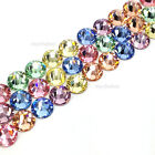 144 Swarovski 2058/2088 crystal flatbacks No-Hotfix rhinestones BABY Colors Mix