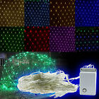 1.5/3/6M 96/200/880LED Net Fairy Party Wedding Christmas Lights Garden Outdoor