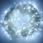 100/200/300/400/500 LED String Fairy Lights Christmas Xmas Party Warm White