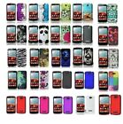 Alcatel One Touch POP ICON / A564C Hard Case Phone Cover + Free Screen Protector