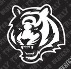 Cincinnati Bengals vinyl decal sticker car truck motorcycle nfl football $4.99 USD on eBay