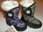 Baby-Kinder-Schuhe * Thermo-Stiefel *TEX-Stiefel Winter Boots lila grün Gr.22-27