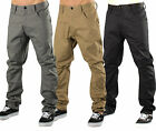 Mens Humor Jeans Designer Black Label Zuniga Tapered Fit Chinos 3 Colours