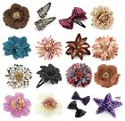 Ladies Womens Girls Costume Fashion On Trend Hair Clip Grip Flower Bow Star