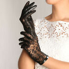 Women's Gothic leather lace lolita sexy gloves Newesrt