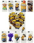 DESPICABLE ME 2 MINION TPU GEL CASE COVER FOR IPOD TOUCH 4TH  5TH GEN GENERATION
