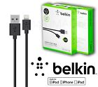 Belkin 8-Pin Lightning USB Sync Cable Charger for iPod/iPad/iPhone 5/5S/5C/6PLUS