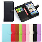 case for Huawei Ascend G630 Leather wallet flip Case cover stand skin Gayly