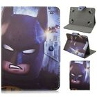"Common Universal tablet 7"" 8"" 10"" cover case batman cartoon PU leather for kids"