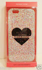 ihone 6/6s Victoria's Secret Glitter Bling Soft Case  NEW
