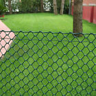 Green Heavy Duty Rigid Plastic Hexagonal Mesh Garden Landscaping Fence - 4 Sizes