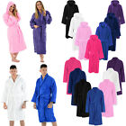 100% LUXURY EGYPTIAN COTTON TOWELLING BATH ROBE DRESSING GOWN TERRY TOWEL SOFT