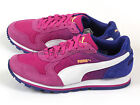 Puma St Runner Shades 2015 Running Sneakers Vivd Viola-White-Clematis 357563 04