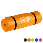 Mirafit 15mm Yoga/Fitness Exercise/Workout Floor Mat Gym Class/Pilates/Ab/Sit Up