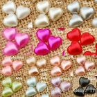 10mmm Pearlized Heart Scrapbooking Card Making Wedding