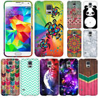 For Samsung Galaxy S5 i9600 G900 Turtle TPU SILICONE Rubber Flexible Case Cover