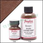 Angelus Acrylic Shoes Boots Handbags Leather Paint/Dye 1 oz/29.5 mL