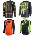2015 One Industries Mens Atom Moto MX DH Mountain Enduro Bike Jersey Shirt Top