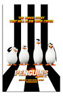 Penguins Of Madagascar One Sheet Official Movie Poster - Maxi Size 36 x 24 Inch