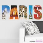 WALL TATTOO Paris | Cities Sticker | City | | Multiple colours |