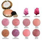 Milani Baked Blush Powder Compact With Mini Brush - Choose Shade
