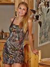 Wilderness Dreams Tank Nightgown - Mossy Oak Break Up Camo - Size: S-XL - NEW!!