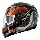 SHARK S900C CODE FULLFACE ROAD HELMET ASSORTED COLOURS - NEW!