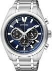Citizen Eco-Drive Titanium Sapphire Japan Chrono Watch CA4010-58L CA4011-55L