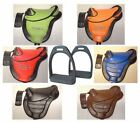 """Many Colors Synthetic all purpose Treeless Horse Saddle ETS-09 12"""",15"""",16""""17"""",18"""