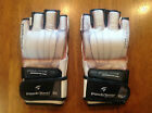 PUNCHTOWN KARPAL PRO EX TAT2  FRACTURE ICE DUAL STRAP GLOVES   4oz   £49.99  NEW