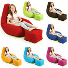 Children's Outdoor Garden Furniture Bean Bag Kids Waterproof Beanbag Gamer Chair