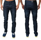 Mens Designer Brand Eto Jeans Tapered Leg Slim Fit Fashion Denim Pants EM 534