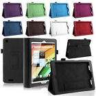 Magnetic PU Flip Leather Stand Case Cover for 7.9 inch Tablet Acer Iconia A1-830