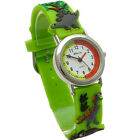 Ravel Kids Childs Boys Girls Watch 3D Silicone Strap Choice of 9 Designs
