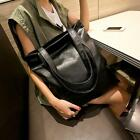 Women's Big Shoulder Bag Hobo Punk Messenger Clutch Bags Leather Handbag NEW M24