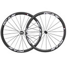 Carbon Clincher Road Bike Wheelset Superlight for Climbing 38mm Deep 23mm Wide
