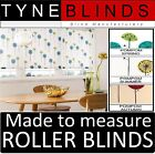 Louvolite POM POM ROLLER BLINDS - straight edge made to your exact size