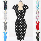 60s 50s VINTAGE Housewife Tunic Rockabilly Pinup Gothic Evening Dress PLUS SIZE