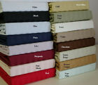 Egyptian-Cotton-Blend Wrinkle-Free (2pc) 650-Thread-Count Striped Pillow Cases